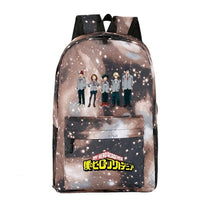 My Hero Academia beautiful backpack. - Adilsons