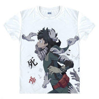 My Hero Academia casual short sleeve T-Shirts. - Adilsons