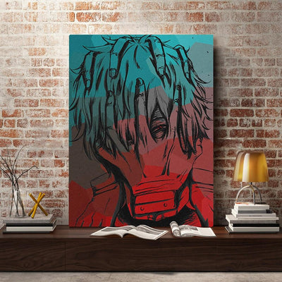My Hero Academia home decor poster. - Adilsons