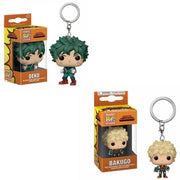 My Hero Academia keychain Deku and Bakugo. - Adilsons