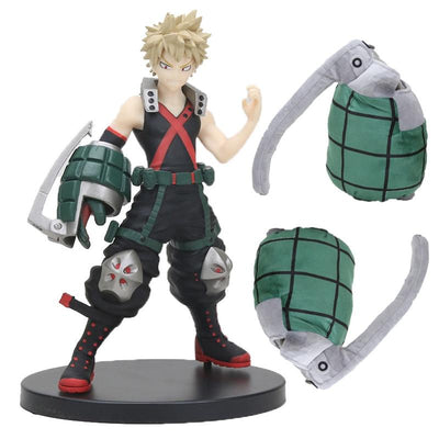 My Hero Academia plush wrist weapon. - Adilsons