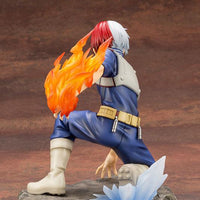 My Hero Academia Shoto Todoroki action figures. - Adilsons