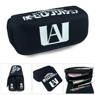My Hero Academia stylish pencil case. - Adilsons