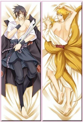 Naruto amazing body pillow case. - Adilsons
