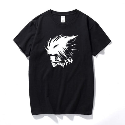 Naruto Anime T-shirt with short sleeves and o-neck. - Adilsons