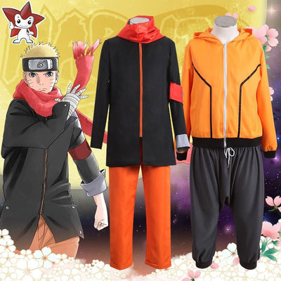 Naruto Cosplay from Movie - Adilsons
