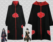 Naruto Hooded Cloak for Cosplay - Adilsons