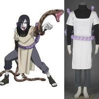 NARUTO Orochimaru party costume. - Adilsons