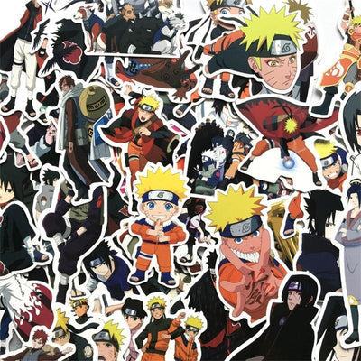 Naruto Stickers - Adilsons
