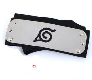 Naruto Villages Headband - Adilsons