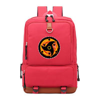 NARUTO zipper backpack. - Adilsons