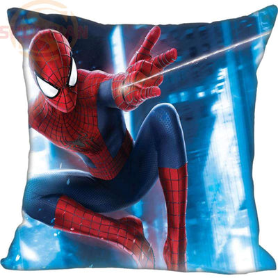 New Nice Spiderman Spider Man Pillowcase Wedding Decorative Pillow Case Customize Gift For Pillow Cover - Adilsons