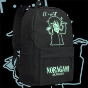 Noragami high quality luminous backpack. - Adilsons