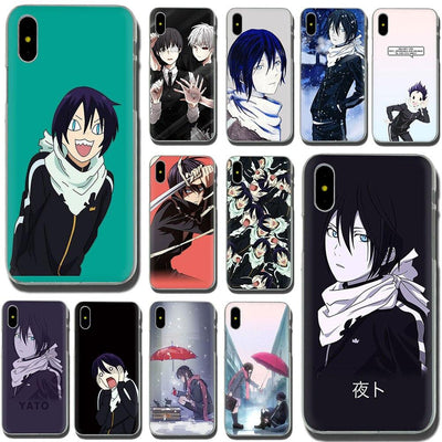 Noragami quality phone cover case for iPhone. - Adilsons