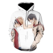 One Piece casual hoodies. - Adilsons
