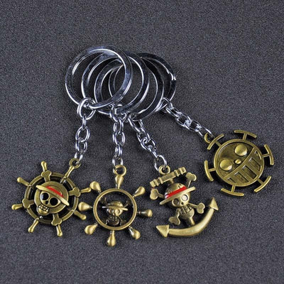 One Piece fashion and beautiful keychain. - Adilsons
