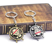 One Piece fashion anime keychain. - Adilsons