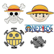 One Piece fashion brooch. - Adilsons