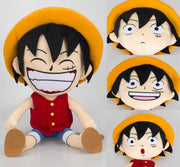 One Piece plush figures 30 cm. - Adilsons
