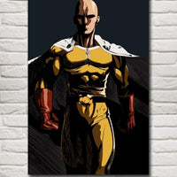 One Punch Man Anime decorative pictures. - Adilsons