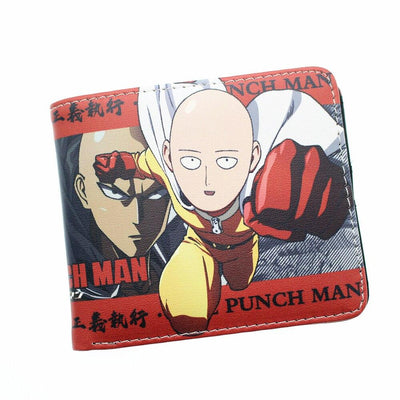 One Punch Man beautiful wallet. - Adilsons