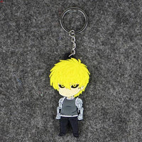 One Punch Man keychains 7 styles. - Adilsons