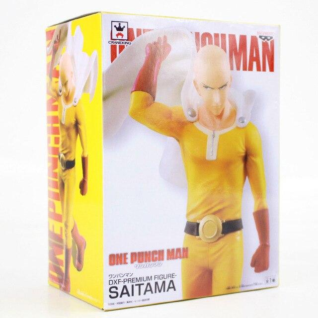 One Punch Man PVC action figures 20cm. - Adilsons