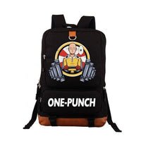 One Punch Man quality backpack. - Adilsons