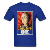 One Punch Man summer T-Shirt. - Adilsons