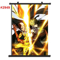 One Punch Man wall poster. - Adilsons