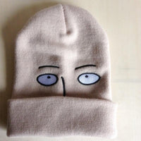 One Punch Man winter warm hat. - Adilsons