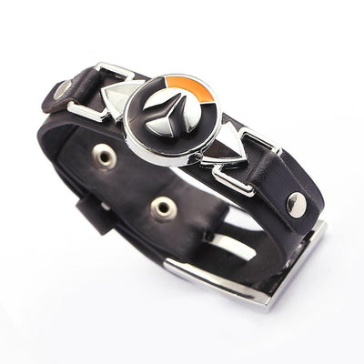 Overwatch fashion logo bracelet. - Adilsons