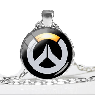 Overwatch interesting necklace. - Adilsons