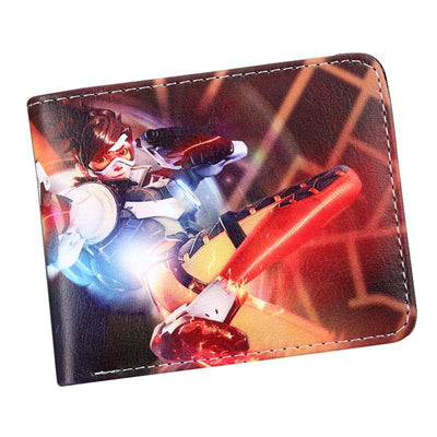 Overwatch stylish wallet. - Adilsons