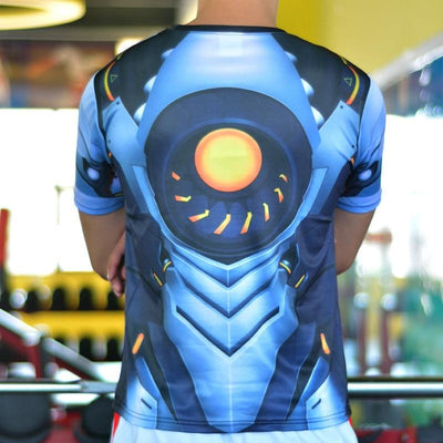 Overwatch summer short sleeves T-Shirts. - Adilsons