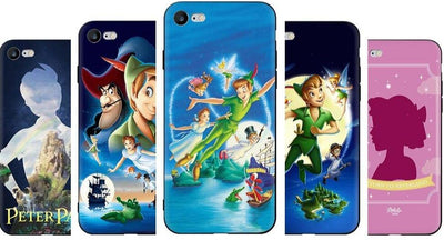 Peter Pan beautiful soft phone case for iPhone. - Adilsons