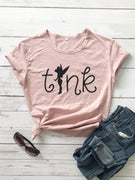 Peter Pan colorful T-Shirts Tinkerbell. - Adilsons