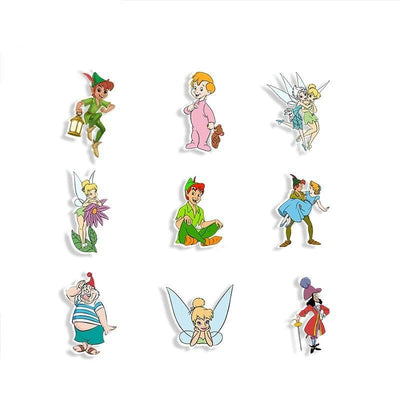 Peter Pan funny brooch. - Adilsons