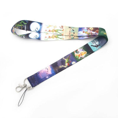 Peter Pan kids keychain lanyards. - Adilsons