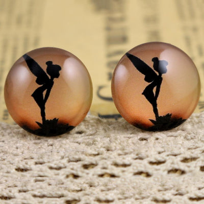 Peter Pan stylish cufflinks. - Adilsons