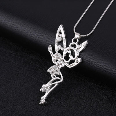 Peter Pan tinkerbell jewelry. - Adilsons