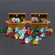 Pirates of Carribean jewelry box gem. - Adilsons