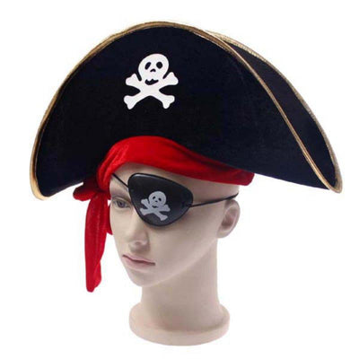 Pirates Of The Caribbean beautiful hat. - Adilsons