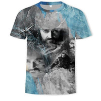 Pirates of the Caribbean fashion 3d printed T-shirts. - Adilsons