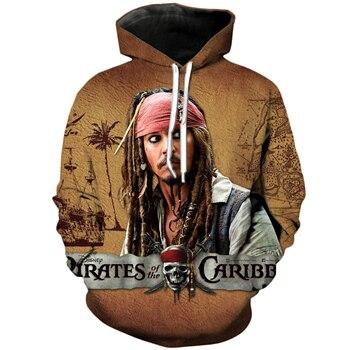 Pirates of the Caribbean high-quality hoodies. - Adilsons