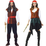 Pirates Of The Caribbean stylish costumes. - Adilsons