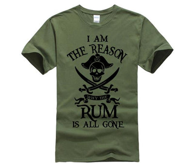 Pirates of The Caribbean stylish T-Shirts. - Adilsons