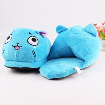 Plush slippers for the home quality anime style. - Adilsons
