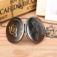 Pocket watch in retro style. - Adilsons