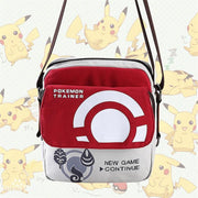 Pokeball shoulder bag. - Adilsons